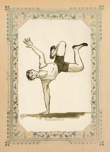 La chauve-souris de Paris - Aimé Lenoir