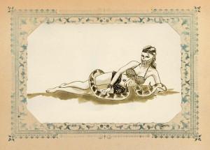 La chauve-souris de Paris - Magda
